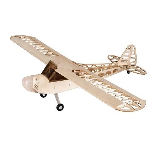 Dancing Wings Hobby S0801 Balsa Wood RC Airplane