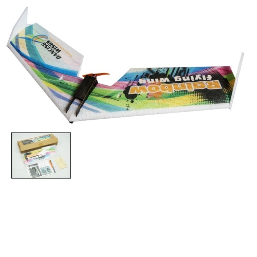 Dancing Wings Hobby E0511 Arcobaleno Flying Wing V2 RC Airplane