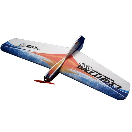 Dancing Wings Hobby E1101 Lighting 1060mm Apertura alare EPP Flying Wing RC Training Kit per aereo