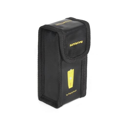 Sunnylife ANF-DC251 LiPo saco de segurança de bateria saco de armazenamento à prova de explosão