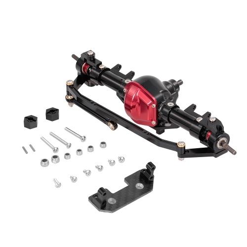 1/10 RC Crawler Metal Front Axle CNC mecanizado