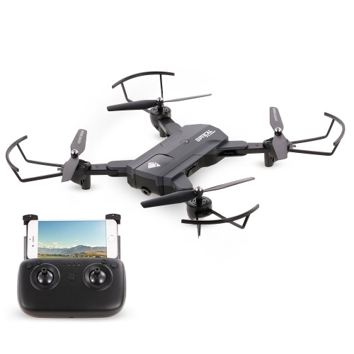 F196 720P Wifi FPV RC Selfie Drone Quadcopter