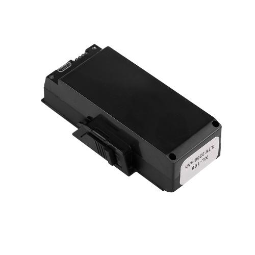 3.7V 2200mAh batería modificada de Lipo