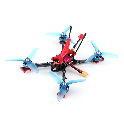 FlyShark X218mm 5.8G 40CH F4 800TVL Camera BL_32 DShot1200 ESC FPV Racing Drone w/ Frsky XM+ Receiver BNF