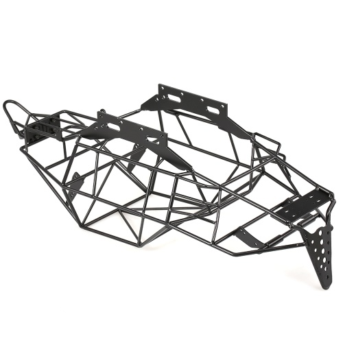 Silver Metal Roll Cage Chassis Frame Rc Car Body Frame