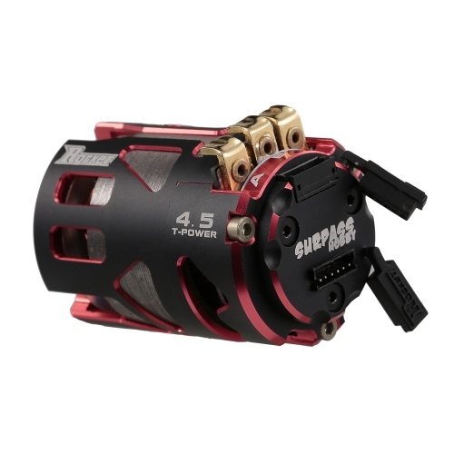 SURPASS HOBBY ROCKET V4S 540 4.5T Dual Sensored Brushless Racing Motor