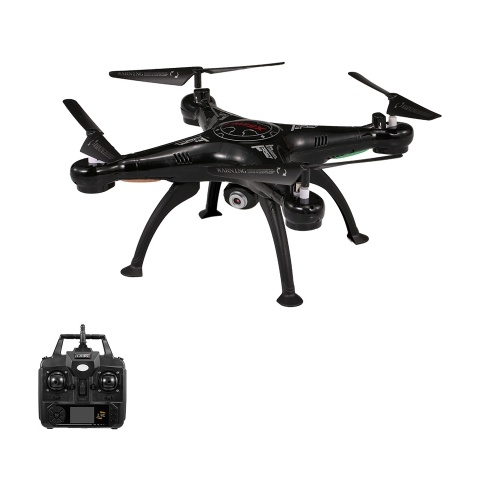 Image of X5SW-1 2,4 GHz 720P Kamera Eine Taste Return RC Drohne Quadcopter