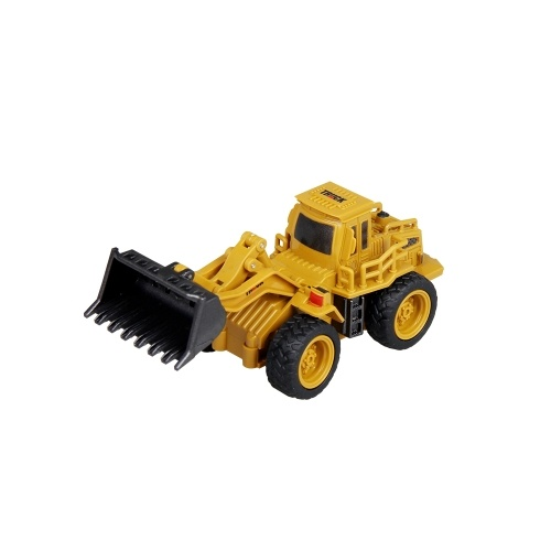 Create Toys Shenqiwei 8028 1/64 Mini Excavator Engineering Vehicle Truck RC Car Christmas Gift