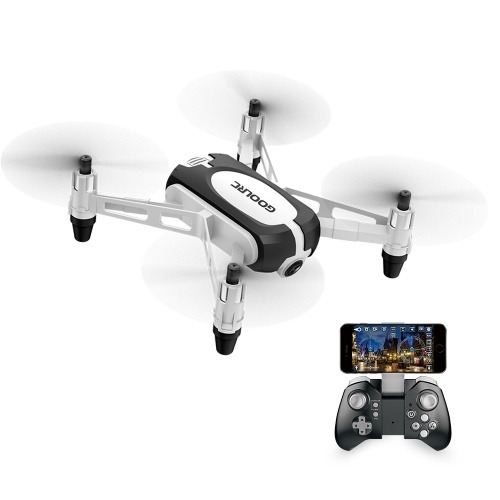 GoolRC T700 720P Wifi FPV Mini Selfie Drone