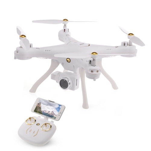 ATTOP W9 GPS RC Drone with 720P Camera(2.4G Wifi)