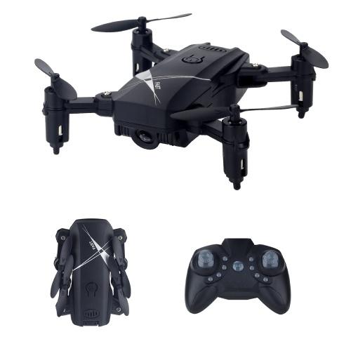 LF602 Faltbare Drohne 2,4G 6-Achsen-Spielzeug Quadcopter (keine Kamera)