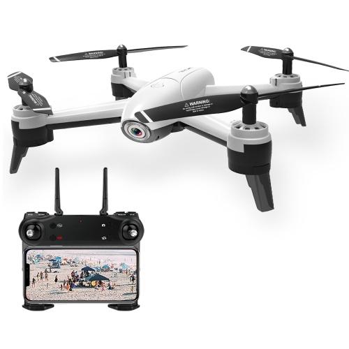 SG106 Optical Flow Weitwinkel-Wifi-FPV-Drohne mit 1080P-Dual-Kamera