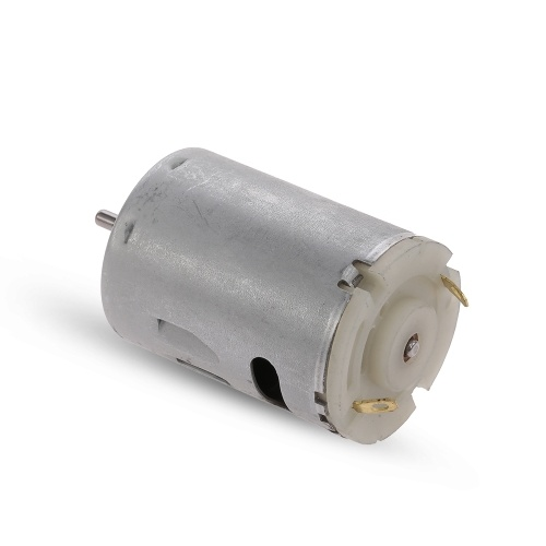 1 juego de motor eléctrico 545 DC 12V 0.2A con mandriles de broca giratoria