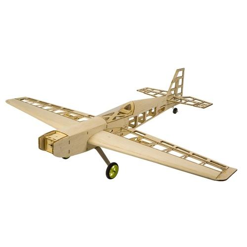 Dancing Wings Hobby T1001 Balsa Wood RC Airplane Aircraft KIT