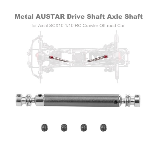 2pcs AUSTAR Drive Shaft Axle Metal