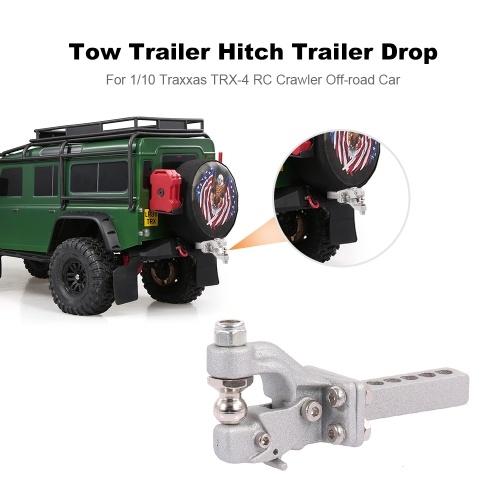 Tow Trailer Hitch Trailer Drop