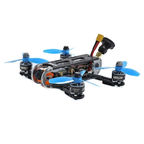 GEPRC Cygnet3 Pro 145mm FPV Racing Drone con fotocamera 1080P (Frsky XM + ricevitore)