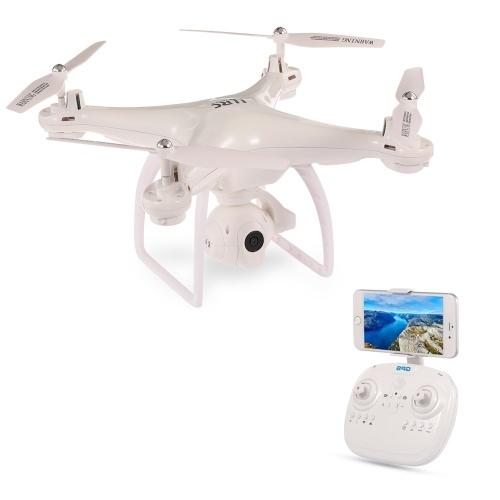 Drone 5G Wifi GPS RC con fotocamera 1080P FPV RC Selfie Drone