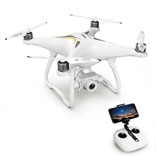 JJR / C X6 5G GPS Brushless RC-Drohne mit zweiachsiger Gimbal 1080P-Weitwinkelkamera