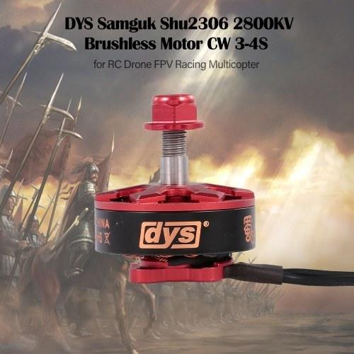 DYS Samguk Shu2306 2800KV Brushless Motor