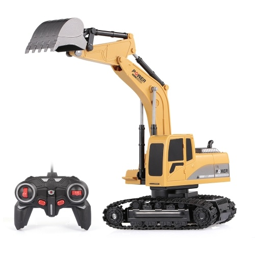 1/24 RC Excavator RC Car Construction Tractor(Plastic Version)