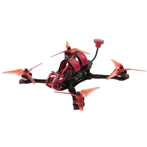 Image of EMAX BUZZ Freestyle 5-8G 245mm FPV RC Racing Drohne Quadcopter mit FrSky XM Empf