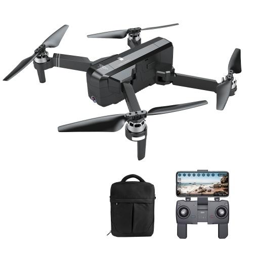 Drone SJ RC F11 PRO 5G Wifi FPV GPS senza spazzole RC con fotocamera 2K e borsa