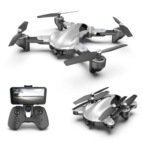 X13S 2.4GHz APP Control RC Drone with 4K Camera Optical Flow Positioning RC Quadcopter
