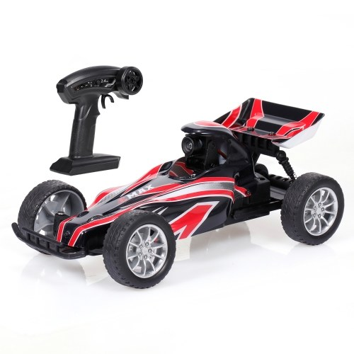 EMAX Interceptor 2.4G 1/24 FPV Racing RC Car con macchina da corsa 600TVL Camera