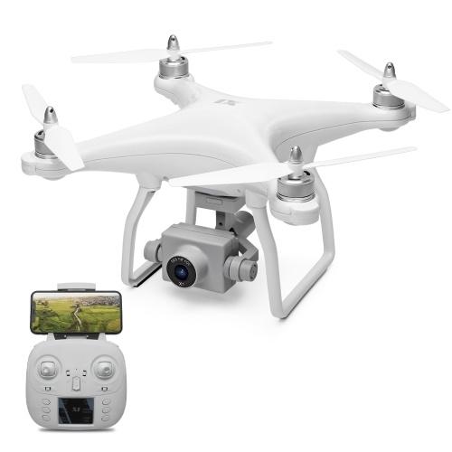 WLtoys XK X1 Zangão GPS 5G Wifi FPV Drone com Câmera 1080 P 2-Axis Auto-estabilizador Cardan Quadcopter (17 minutos de Tempo de Vôo)