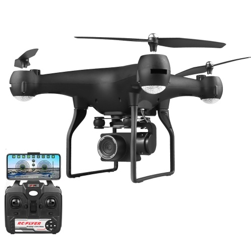 Image of F68 RC Drohne mit Kamera 1080P Geste Foto Video Track Flug 3D Flip Höhe Halten Wifi 25 Minuten Flugzeit RC Quadcopter