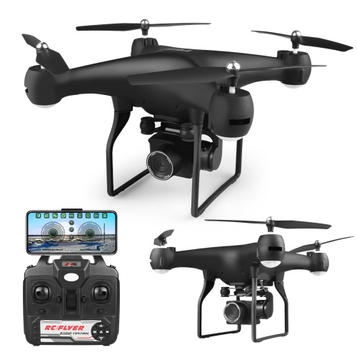 F68 RC 4K Drone with Camera Gesture Photo Video Track Flight 3D Flip