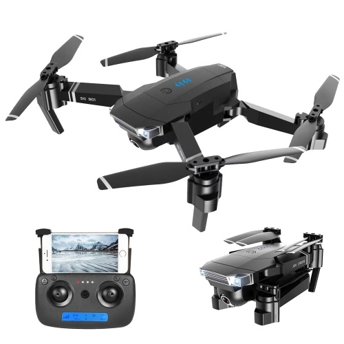 SG901 4K Camera Drone Optical Flow Positioning MV Interface Follow Me Gesture Photos Video RC Quadcopter