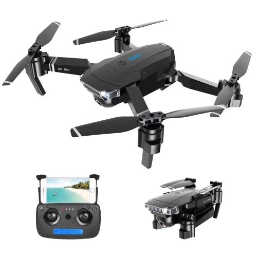 SG901 Drone with 1080P Camera Optical Flow Positioning MV Interface Follow Me Gesture Photos Video RC Quadcopter