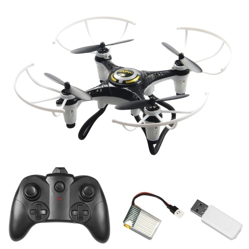 JX815-2 RC 2.4G 4CH RC Quadcopter Toy Headless Mode 360 Degree Flip for Beginners