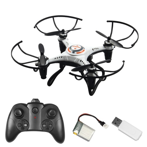 JX815-2 RC 2.4G 4CH RC Quadcopter Toy Headless Mode 360 Degree Flip for Beginners фото