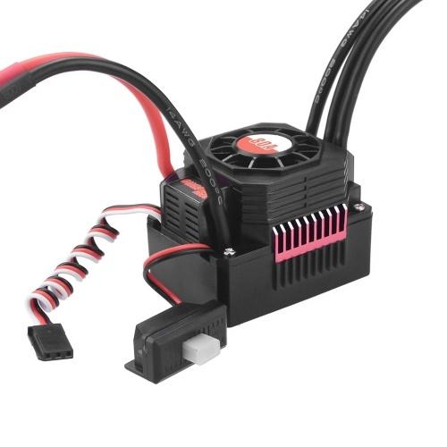 SURPASS HOBBY 80A Бесщеточный ESC Водонепроницаемый электрический регулятор скорости