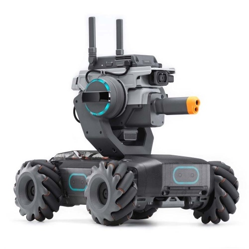 DJI Robomaster S1 Intelligent Educational Robot 4WD Brushless HD FPV APP Control Robot