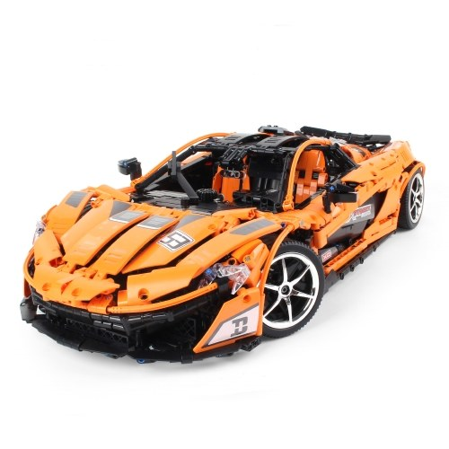 Building Blocks Toy Bricks Porsche 911 GT3 RS 2.4G 1/8 RC Sport Car(RTR Version)