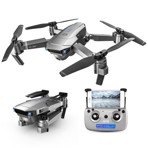 Drohne GOOLRC SG907 GPS 5G WIFI 1080P RC mit Doppelkamera 18 Minuten Flugzeit