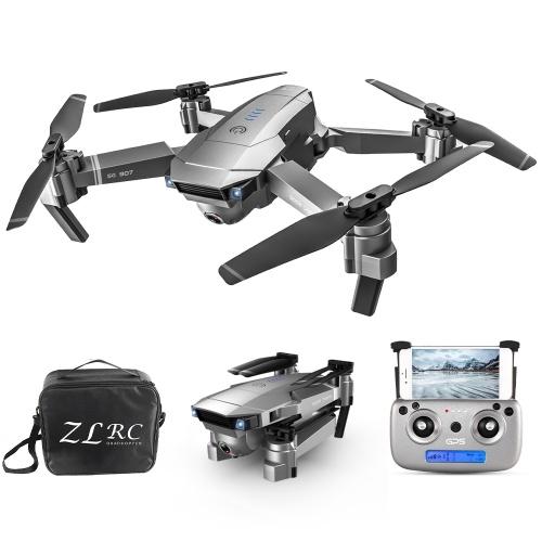 Drone GOOLRC SG907 GPS 5G WIFI 4K RC con doppia fotocamera Tempo di volo 18 minuti