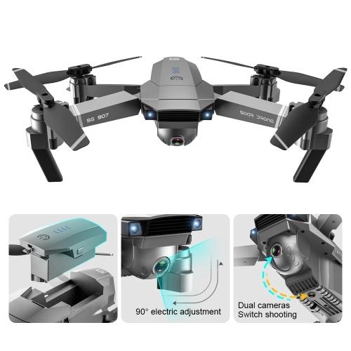 GOOLRC SG907 GPS 5G WIFI 4K RC Drone with Dual Camera 18 mins Flight Time
