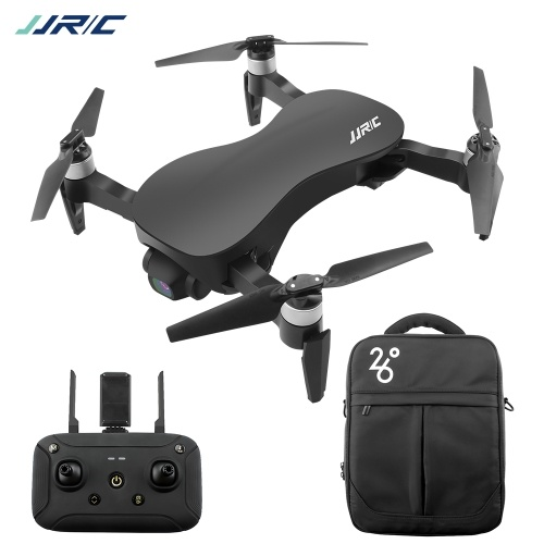 JJRC X12 GPS 5G WiFi 4K HD Camera Brushless RC Drone 3-Axis Stabilized Gimbal 12MP 25mins Flight Time