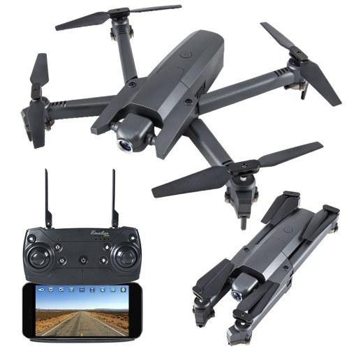 GW106 WiFi FPV RC Drone с 720P камерой Удержание высоты APP управления Складной Quadcopter Drone