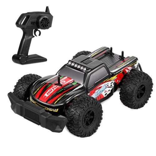 K14-1 1/14 2.4G Big Racing Car Racing RC ad alta velocità Buggy off Road Drift Car