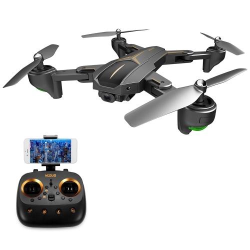 Image of VISUO XS812 5G Wifi GPS FPV Drohne 4K Weitwinkel Drohne Faltbarer Quadcopter