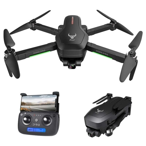 Image of ZLRC SG906 PRO GPS 5G 4K Kamera RC Drohne Einstellbare Weitwinkelgeste Foto Video MV RC Quadcopter