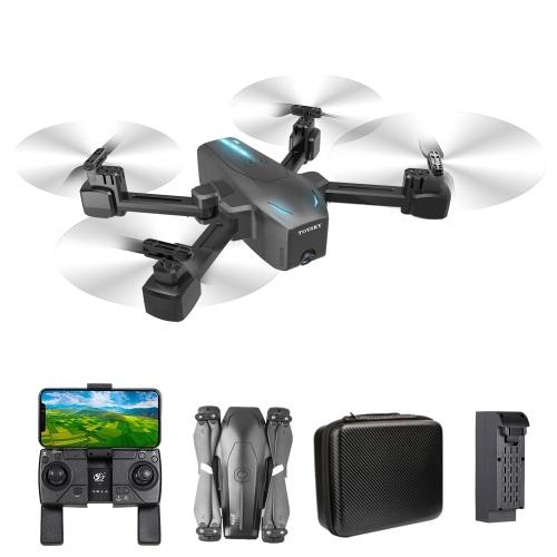 CSJ S176 2.4G WIFI FPV 4K Drone Câmera dupla RC Drone