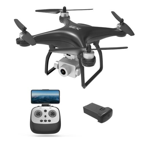 Image of X35 5G Wifi GPS RC Drohne 1080P Kamera Bürstenlose Drohne 26 min Flugzeit Follow Me Wegpunkt Flug RC Quadcopter