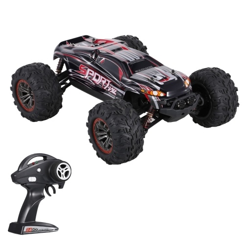 X-03 1:10 RC Car RC Truck 4WD 2.4GHz Off Road RC Trucks 18 Minutes 45km/h High-Speed Vehicle Remote Control Car Image